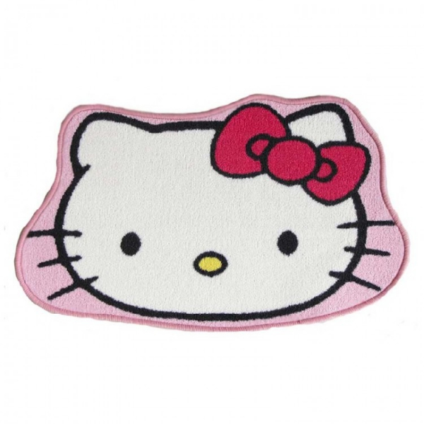 COVORAS BAIE D-CUT HELLO KITTY 50X80CM 0