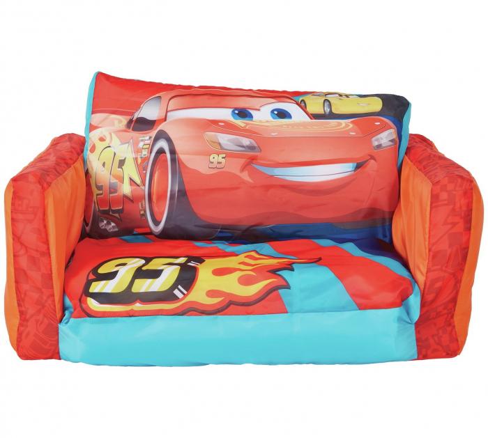 Disney Cars 2 in 1 canapea gonflabilă 1