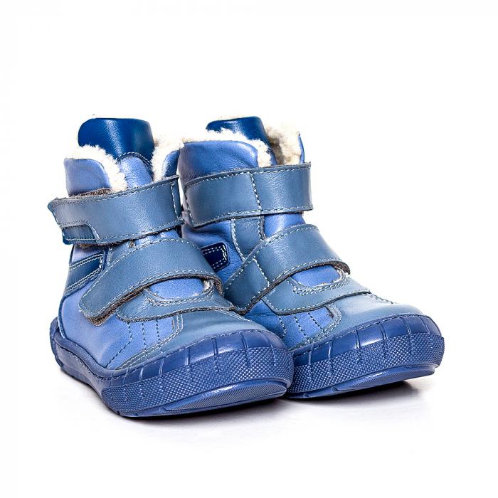 Ghetute imblanite Kiro albastru 0