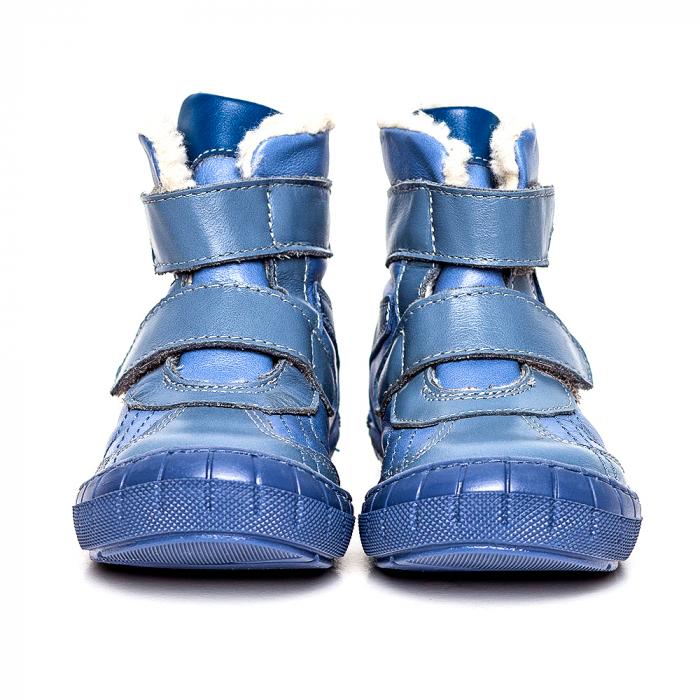 Ghetute imblanite Kiro albastru 2