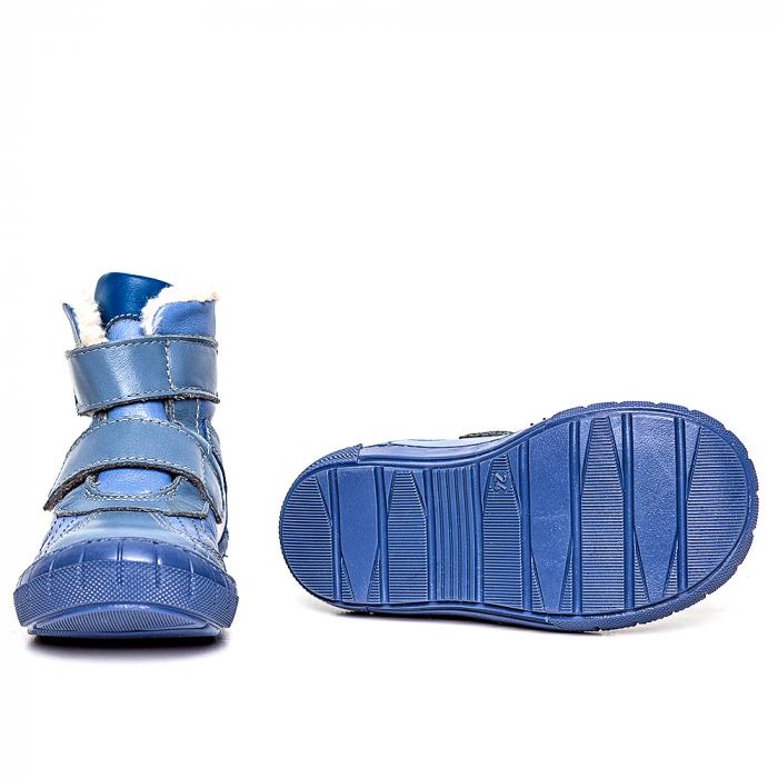Ghetute imblanite Kiro albastru 3