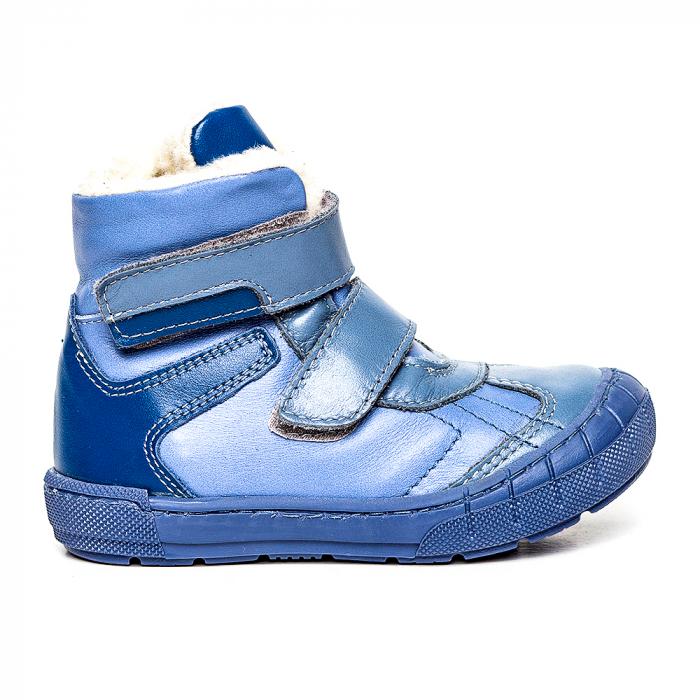 Ghetute imblanite Kiro albastru 1