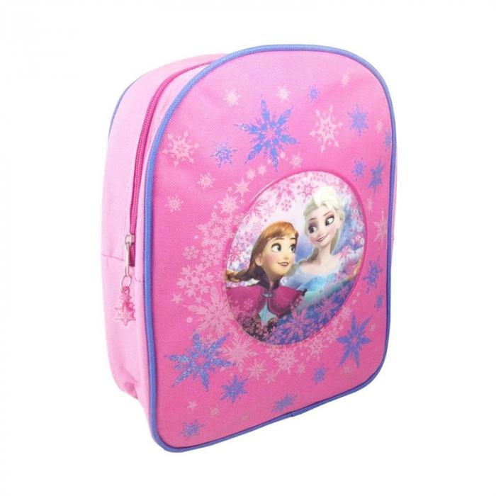Ghiozdan gradinita Stars Frozen, Disney,  30 cm 0