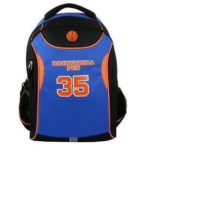 ghiozdan copii-baiet sport basketbal clasa 0-1-2-3-4 fun35 0