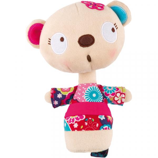 JUCARIE BABY GIRL RATTLE TUC TUC [0]