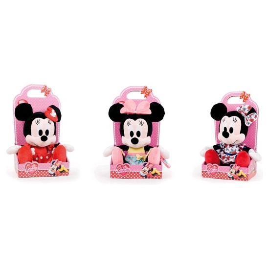 JUCARIE DE PLUS 25 CM MINNIE MOUSE 0