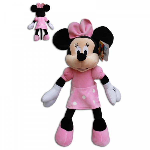 JUCARIE DE PLUS 40 CM MINNIE MOUSE