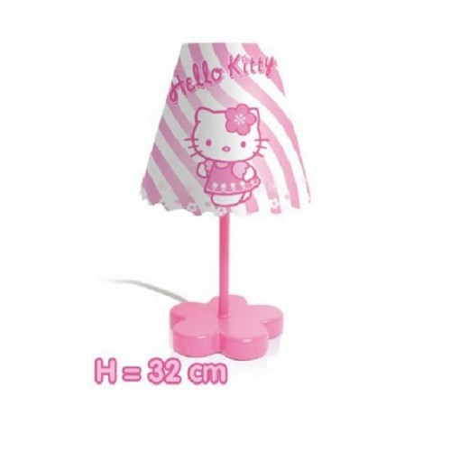 LAMPA DE MASA FLOWER HELLO KITTY 0