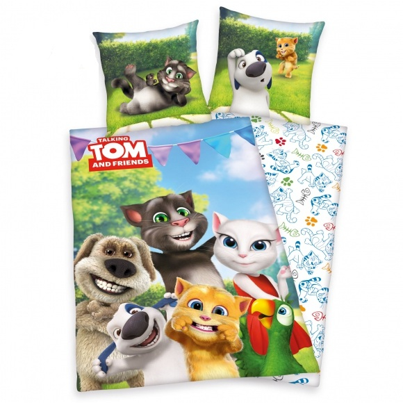 LENJERIE DE PAT TALKING TOM&FRIENDS 0