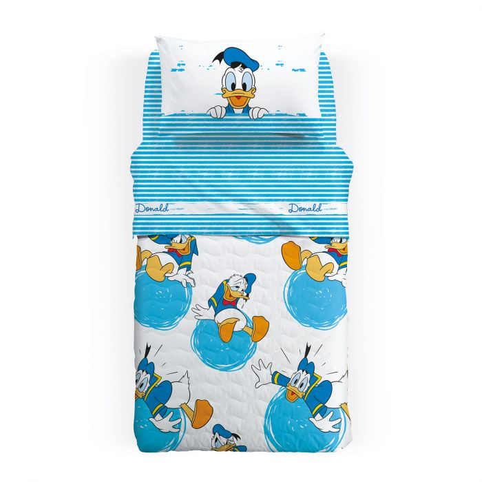 Cuvertura de pat Donald Duck, 170x270 cm 0