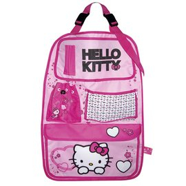ORGANIZATOR SCAUN AUTO HELLO KITTY 0