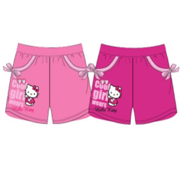 PANTALONI SCURTI COOL GIRL HELLO KITTY 0