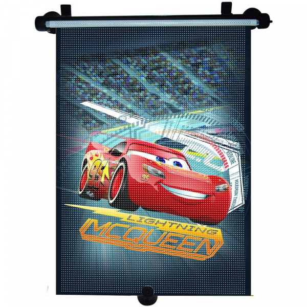 PARASOLAR LATERAL ROLLER DISNEY CARS  0