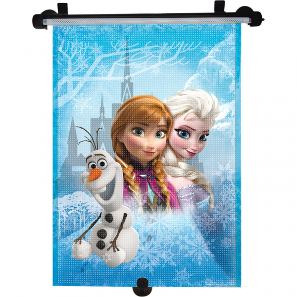 PARASOLAR LATERAL ROLLER DISNEY FROZEN 0