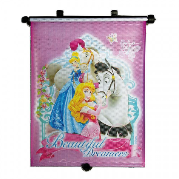 PARASOLAR LATERAL ROLLER DISNEY PRINCESS