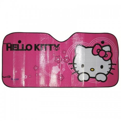 PARASOLAR PARBRIZ HELLO KITTY 0