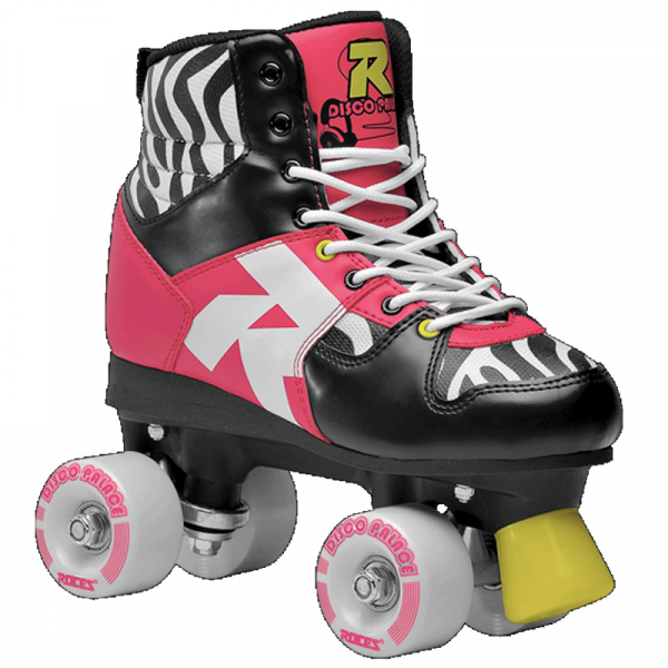 PATINE CU ROTILE ROCES DISCO PALACE SKATES 0
