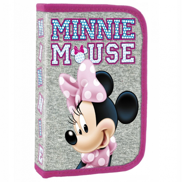 Penar scoala, neechipat, un compartiment, Fete, Disney Minnie Mouse 1