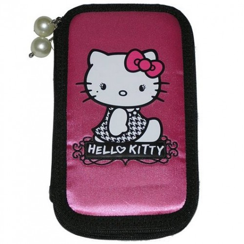 PENAR 2 COMPARTIMENTE ECHIPAT SWEET HELLO KITTY 0