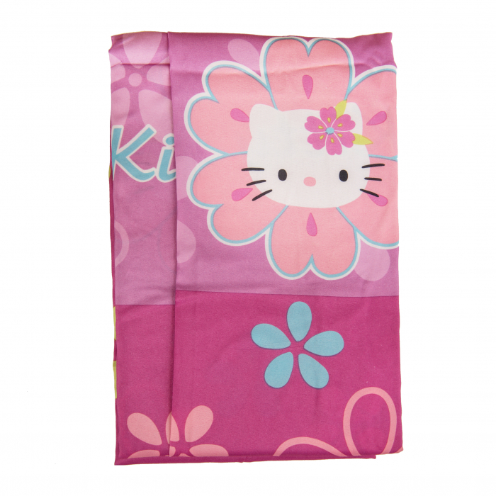 PERDEA HAPPY HELLO KITTY 140x290CM 1