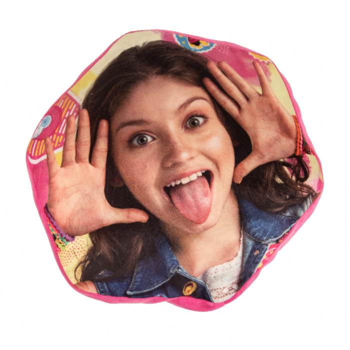 PERNA DECORATIVA RANDOM FACES SOY LUNA 0