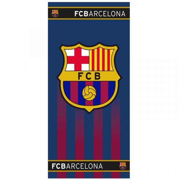 PROSOP DE BAIE SAU PLAJA 70x140CM FC BARCELONA 0