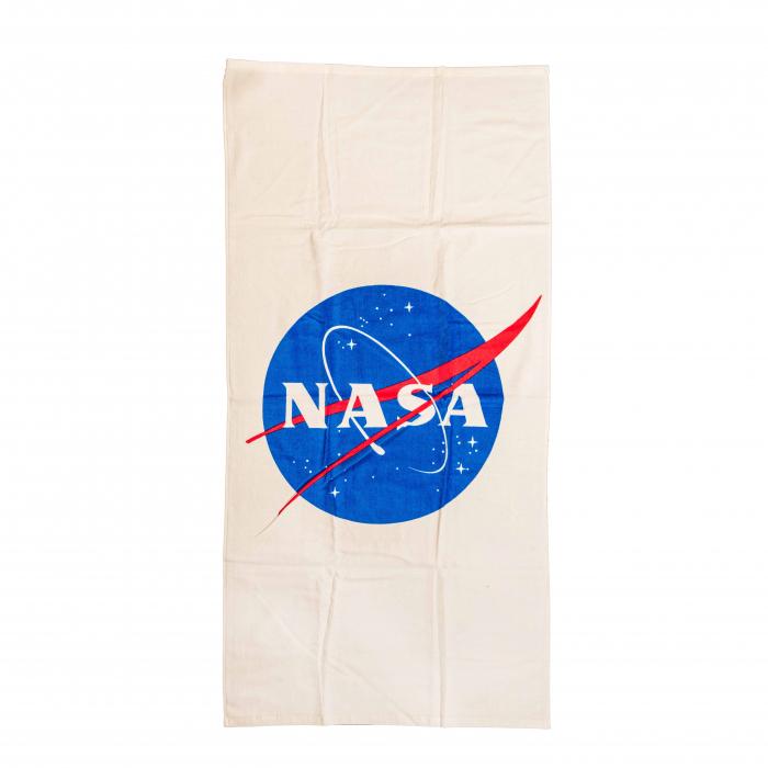 Prosop de baie sau plaja NASA, 70X 140CM 0