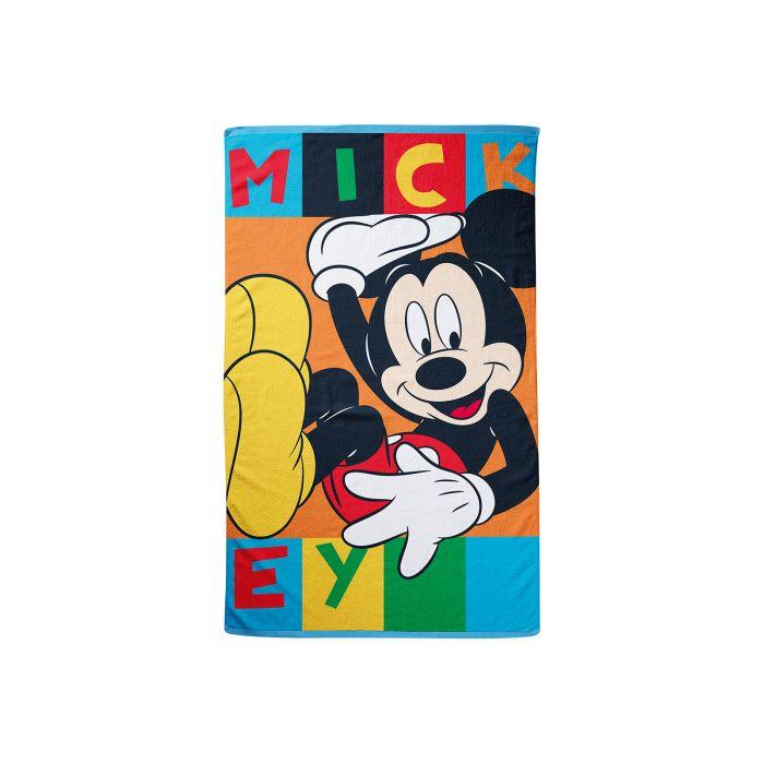Prosop fata copii Mickey Mouse, 50x80 0