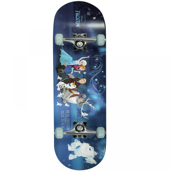 SKATEBOARD MAGIC DISNEY FROZEN