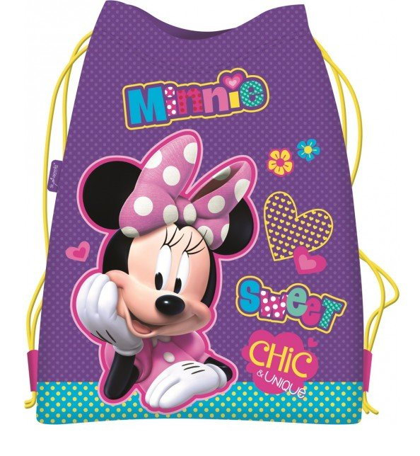 SACULET FITNESS DISNEY CHIC MINNIE MOUSE 0