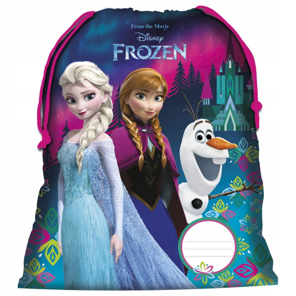 SACULET FITNESS DISNEY FROZEN 0
