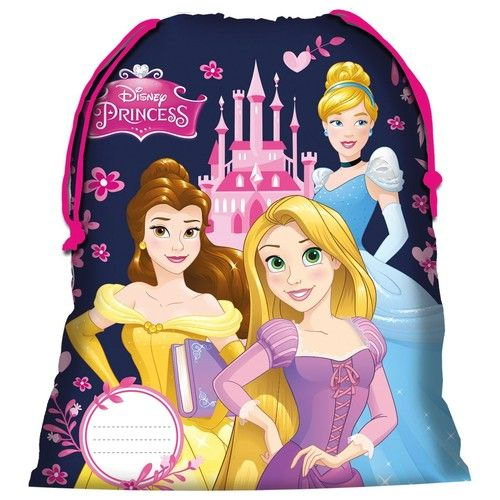 SACULET FITNESS DISNEY PRINCESS 0