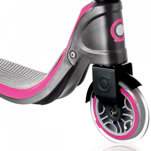 Scooterul GLOBBER FLOW 125 RUBY-GREY 2