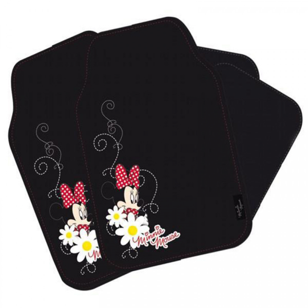 SET 4 COVORASE AUTO MINNIE MOUSE 0