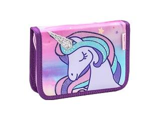 Ghiozdan Believe in magic-unicorn 1