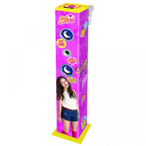 SISTEM AUDIO BLUETOOTH KARAOKE  SOY LUNA 0