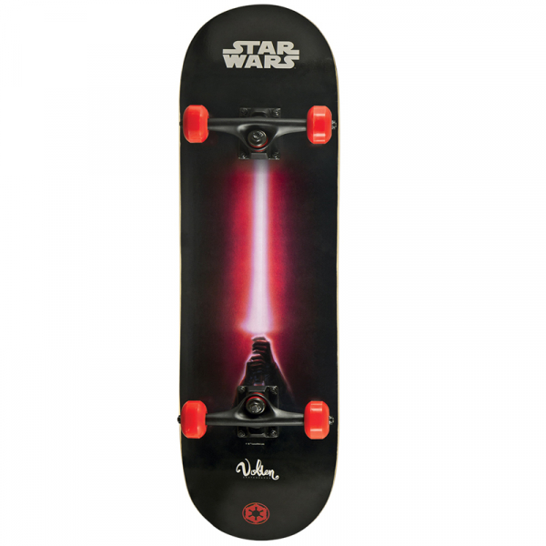 SKATEBOARD DARTH STAR WARS     0