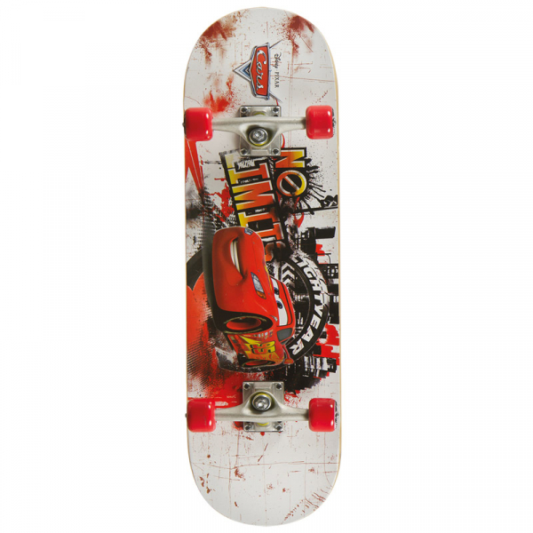 SKATEBOARD NO LIMITS DISNEY CARS 0