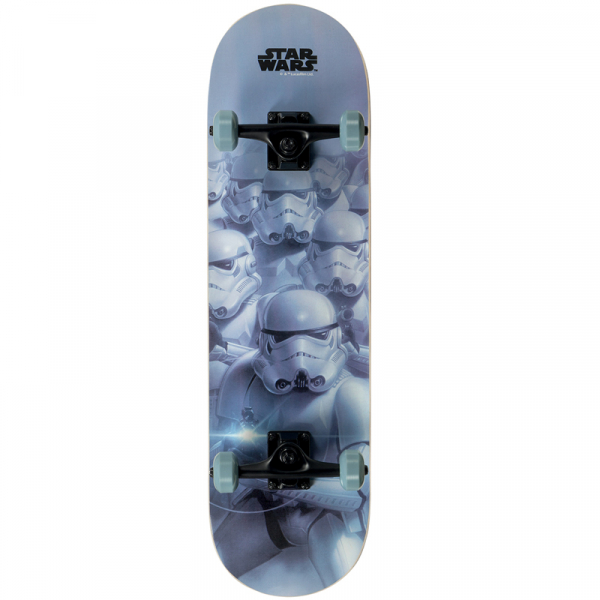 SKATEBOARD THE ARMY STAR WARS   0
