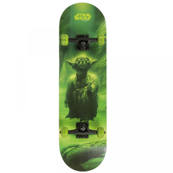 SKATEBOARD THE HOPE STAR WARS  0