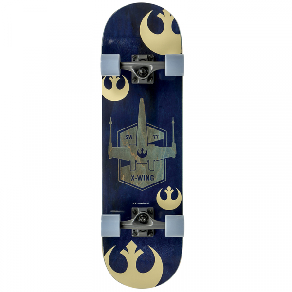 SKATEBOARD X-FIGHTER STAR WARS    0