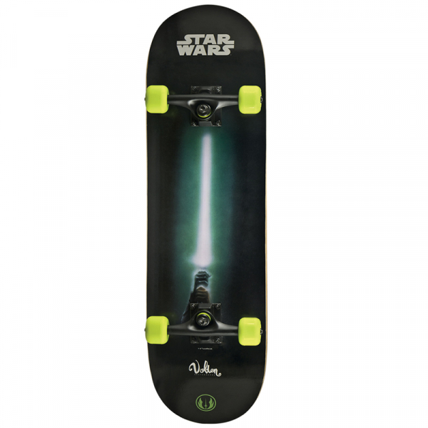 SKATEBOARD YODA STAR WARS    0