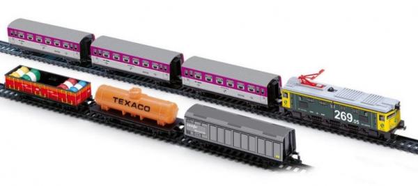 trenulete-electrice-jucarii-pt-copii-locomotiva-electrica-vagoane-calatori-marfa-macheta-diorama-de-vis-pret 0
