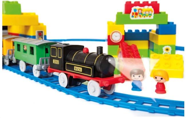 TRENULET TRAIN BLOCKS PEQUETREN [5]