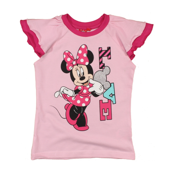 TRICOU SWEET MINNIE MOUSE 0