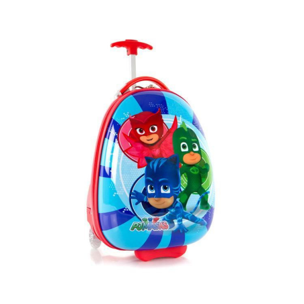 TROLER DE CALATORIE COPII PJ MASKS