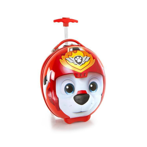 TROLER DE CALATORIE NICKELODEON PAW PATROL RED