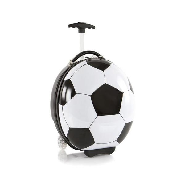 Troler-copii-ABS-sport-Fotbal-41-cm-Heys 0