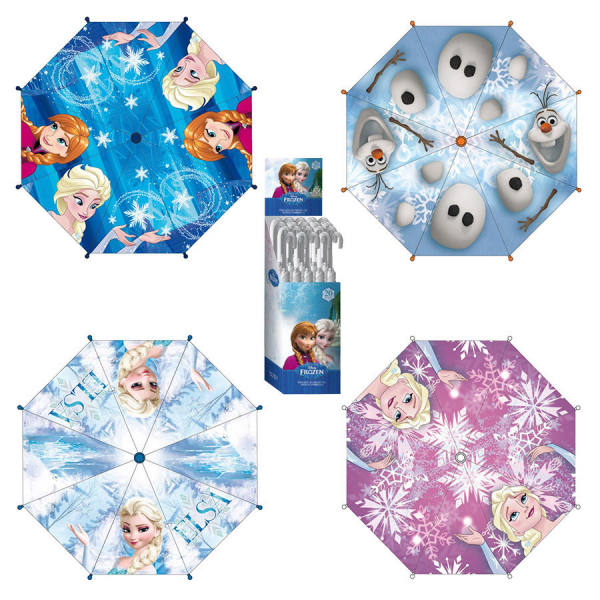 UMBRELA HAPPY DISNEY FROZEN 0