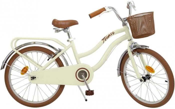 Bicicleta copii junior Vintage beige, 20 inch 0